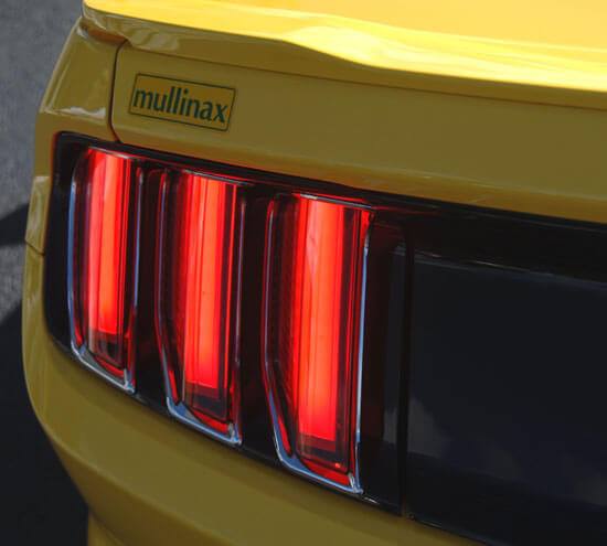 2015 Mustang left tail light