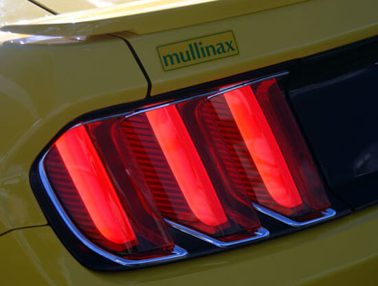 2015 Mustang right tail light