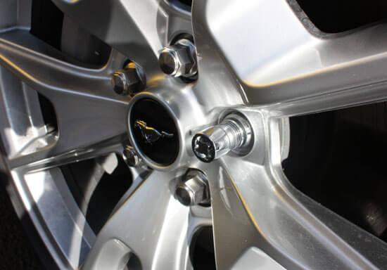 2015 Mustang lug nuts