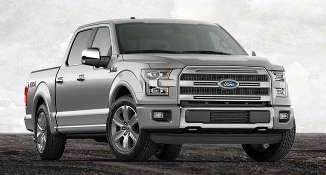 2016 ford f150 platinum