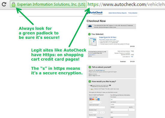 AutoCheck screenshot