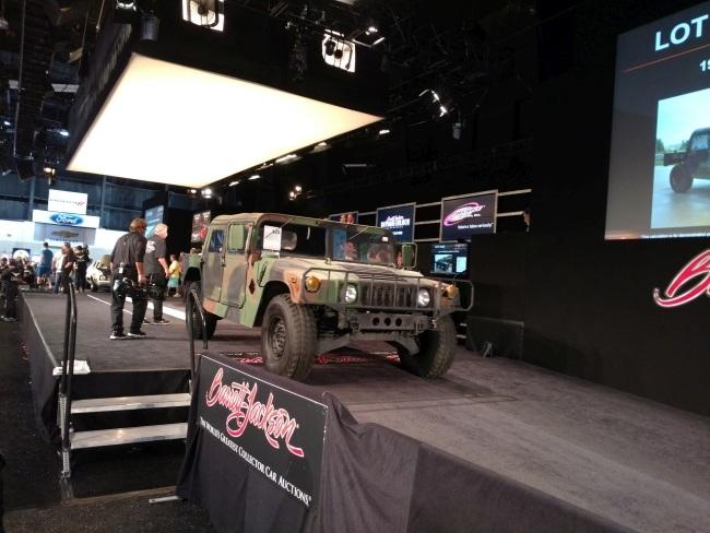 1994 AM General A1 Humvee