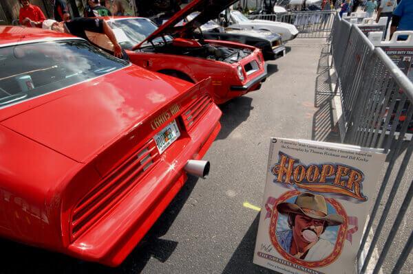 1978 Pontiac Firebird Trans AM from the Burt Reynolds movie Hooper - image 2