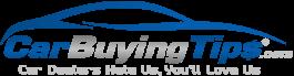 Logo de conseils d'achat de voiture