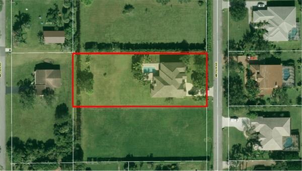 Opulent Plantation Acres estate where Sookralli allegedly lived. Credit: Broward County Property Appraiser