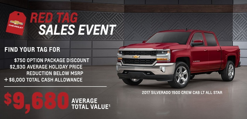 chevrolet rebate ad