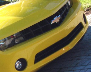 chevrolet close up