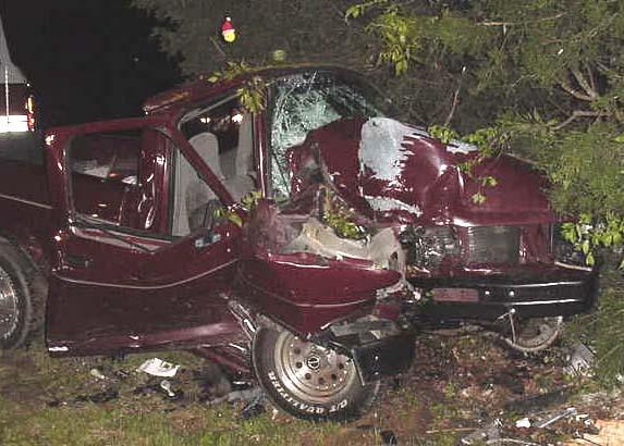 Collection Of Car Crash Photographs Part 2