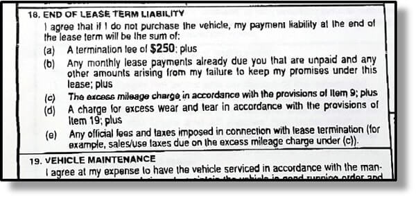 Car Lease Disposition Fees Explained image 3