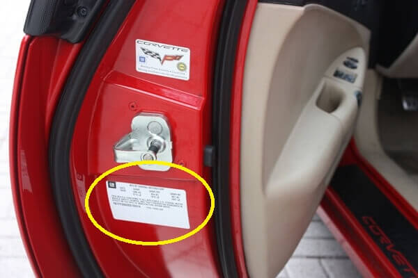 How to Find a Cars Manufacture Date and Benefit From It