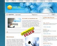 fake escrow site screenshot