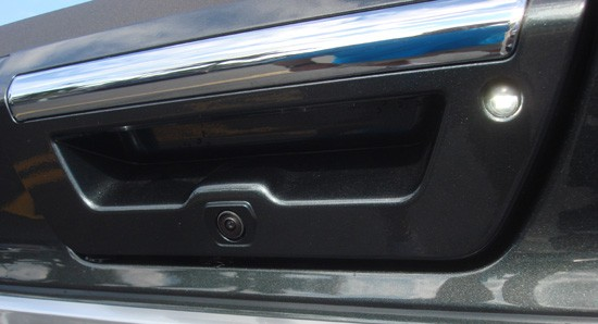 2015 f-150 tailgate led and backup camera