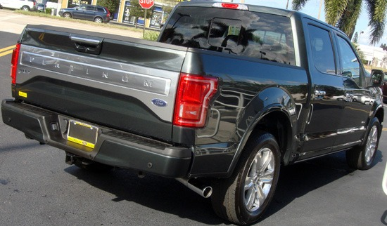 2015 f-150 right rear