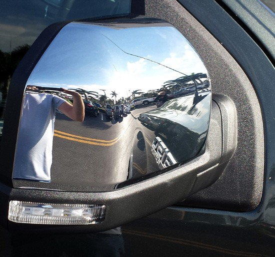 2015 f-150 side view mirror