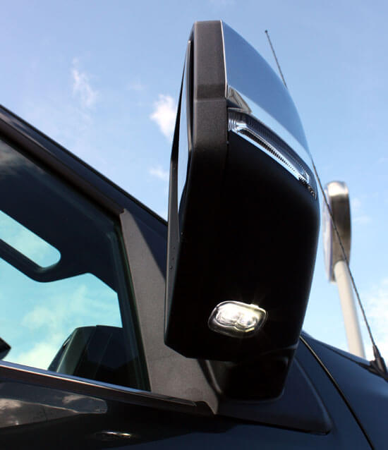 Side View Mirror Underside