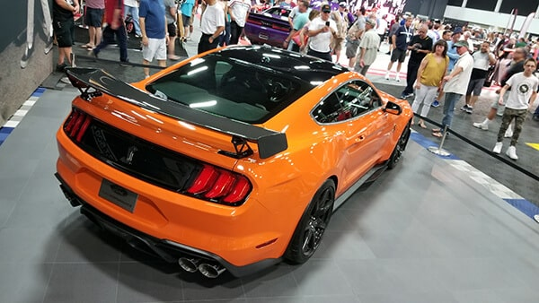 2020 Shelby Mustang GT500 Image 2