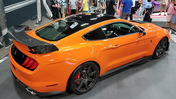2020 Shelby Mustang GT500 Image 4