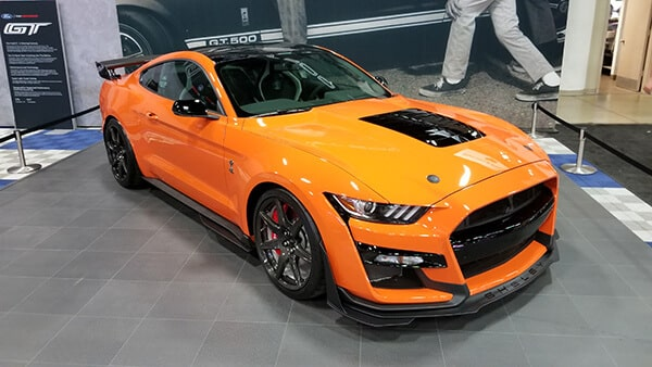 2020 Shelby Mustang GT500 Image 5