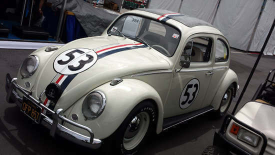 Herbie the Love Bug #1