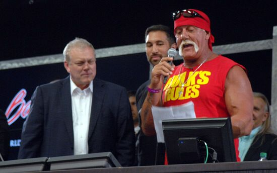 Hulk Hogan Auction