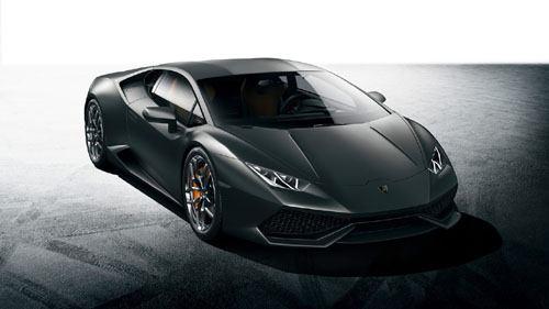 Lamborghini Huracan front view