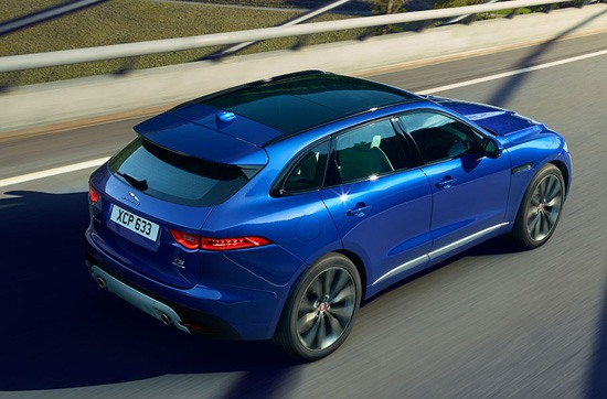 Jaguar F-PACE Suv Crossover First Edition - Picture 1