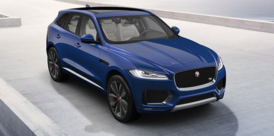 Jaguar F-PACE Suv Crossover First Edition - Picture 2