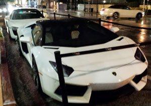 Lamborghini Aventador Roadster - 3