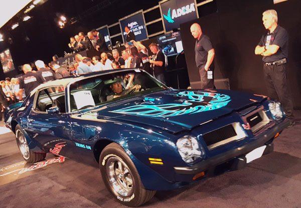 1974 Pontiac Trans Am Super Duty (Lot #704) - $110,000