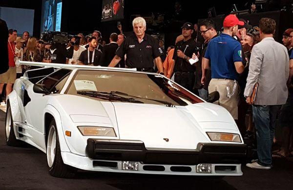 1988 Lamborghini Countach (Lot #748) - $236,500