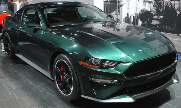 2019 Ford Mustang Bullitt - image 2