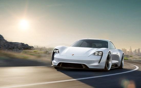 Porsche Mission E - Picture 1