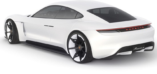 Porsche Mission E - Picture 3