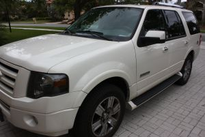 used expedition