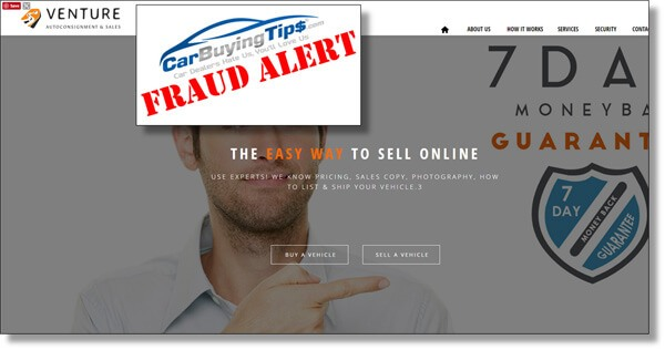 CarBuyingTips com warns RV and boat buyers of fraudulent site